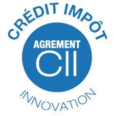 logo agrément crédit d'impôt innovation